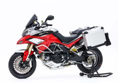 Adventure Ducati Multistrada 1200 Toubkal by Affetto Ducati Moto Ducati, Ducati Motorcycles, Vintage Motorcycles, Custom Motorcycles, Ducati Multistrada 1200, Ducati Hypermotard, Trail Motorcycle, Motorcycle Types, Ducati Sport Classic 1000