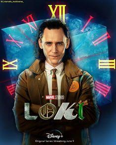 #Loki #TomHiddleston #LokiSeries Fan Edit Fan Edits, Loki Thor, Tom Hiddleston, The Fosters, Marvel, Fan Art, Movie Posters, Fictional Characters, Film Poster