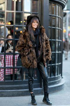 Style round up from NY, 14.2.15