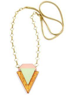 Hannah Zakari necklace $55