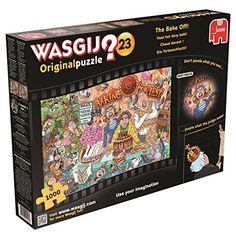 Wasgij Bake Off Jigsaw Puzzle by Jumbo