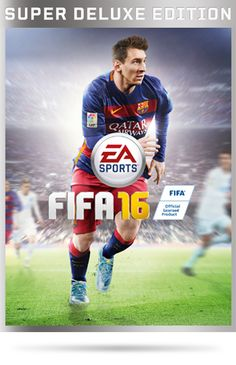 EA SPORTS FIFA 16 для PS4. Все новые подробности из официального источника PlayStation.