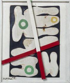soulhospital: Compositie — Karel Appel, 1948.