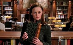 the gilmore girls reading inspired challenge...7 books to read right now