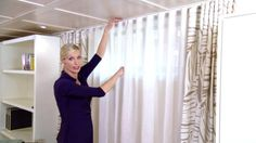 Watch HGTV's Candice Tells All as Candice Olson shows us how she creates space through the illusion of large windows in a basement.