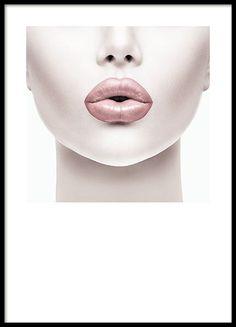 Bradshaw - 50x70Pink lips - 50x70...