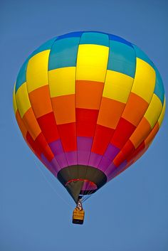 Hot Air Balloon by shuttergurls, via Flickr
