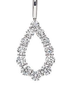 Harry Winston Charms #harrywinston #joyeria #diamantes