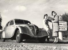 Peugeot 402 - 1938