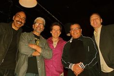November 28, 2013 The Riviera Maya Jazz Festival  The Clare Fischer Latin Jazz Group, Directed by Brent Fischer  Fischer Riviera  Featuring Luis Conte, Alex Budman and friends