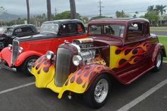 Cool Cars Pictures Hot Rod | Friends of Hot Rods & Classic Cars at Queen Kaahumanu Center