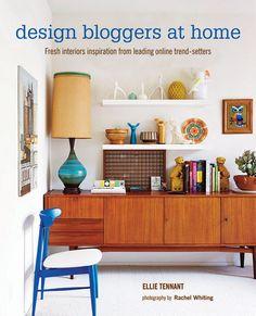 Livro revela 12 blogs de decoração pelo mundo