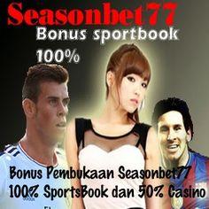 Seasonbet77 Agen Casino Resmi Promo 100% SBOBET IBCBET Sambut Piala Dunia 2014