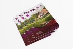 Coördinatie Marketing & PR voor het project Twentelogies - Twents Bureau voor Toerisme