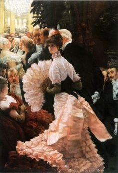 """""""The Political Lady"""" 1884"""