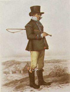 Färs härad bondedräkt 1830
