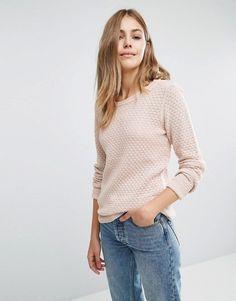 Vila | Vila Open Knit Sweater