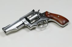 .44 Magnum Ruger Redhawk revolver - I am going to try to take a bear with this in September.