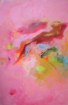 Rebecca Klementovich, lovely abstract