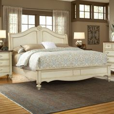 Found it at Wayfair - Brecon Panel Bed
