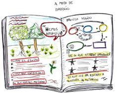Estoy en ello...: Jugando con el Visual Thinking (Pensamiento Visual). ¿Lo llevaré a la escuela?