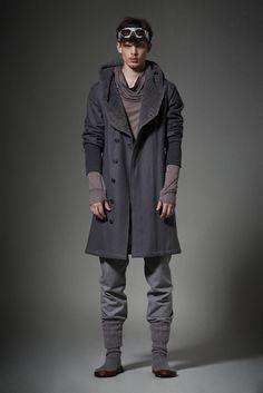 Andre Bona Stars in Nicholas K's Fall/Winter 2013 Lookbook