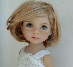 Reborn Toddler Dolls, Reborn Dolls, Clay Dolls, Doll Toys, Pretty Dolls, Beautiful Dolls, Blythe Dolls, Girl Dolls, Realistic Baby Dolls