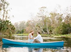 Logan + Elizabeth | Engaged | Wekiva Springs