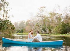 Logan + Elizabeth | Engaged | Wekiva Springs