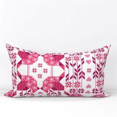 Lumbar Throw Pillow Cover Lumbar Throw Pillow, Throw Pillow Covers, Throw Pillows, Pillow Cover Design, All Design, Custom Fabric, Tea Towels, Color Change, Spoonflower