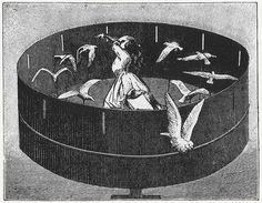 Max Ernst. Rêve d'une petite fille qui voulut entrer au Carmel,1930