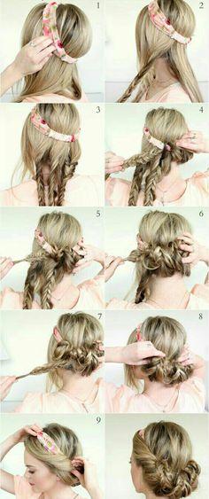 Aquí te damos los peinados más bonitos y fáciles de hacer  para quienes no…