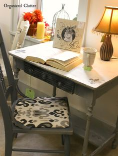 Organized Clutter: Welcome to NO PLACE LIKE HOME AGAIN, (a shop with something for everyone)