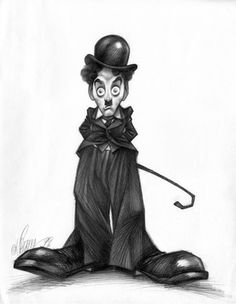 El gran charlot Charles Chaplin