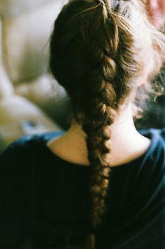 German braid, my favorite   by L.A. Birdie Photography