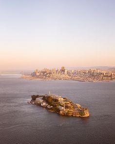 San Francisco Feelings - Alcatraz Federal Penitentiary by...