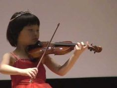 3 year old violinist became 6 year old ( Ungarischer Tanz No.5 )—See more of this young violinist #from_ysjin