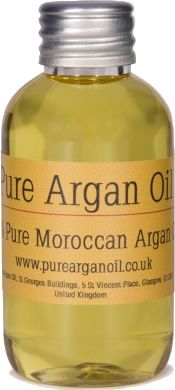 """Web page: """"How to Use Argan Oil"""""""