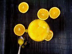 portakallı granita