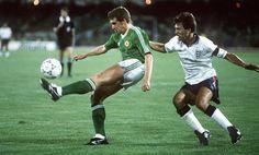 Gr. F: England - Ireland 1:1