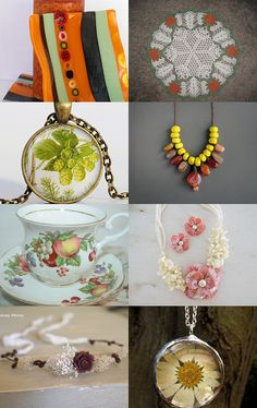 October Features by Susan Wilde on Etsy--Pinned with TreasuryPin.com