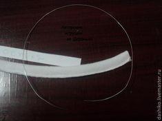 Мастер Класс по изготовлению Муми-Троллика 2 часть - Ярмарка Мастеров - ручная работа, handmade