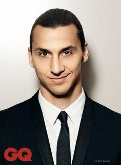 Zlatan Ibrahimovic personalidad del año 2013 en la revista GQ