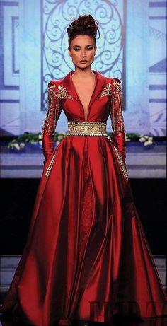 Randa Salamoun Fall/Winter 2009-10 Couture