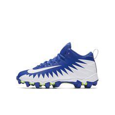 Nike Alpha Menace Shark Little/Big Kids' Football Cleat Size
