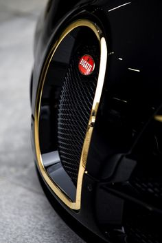 Bugatti Veyron... Black