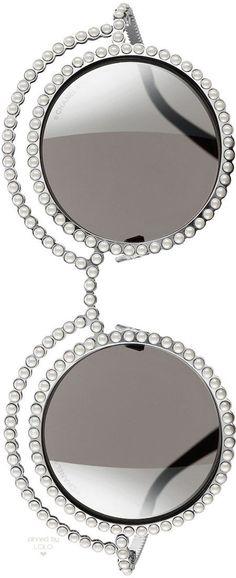 Chanel Eyewear #ChanelEyewear Visit espritdegabrielle.com | L'héritage de Coco Chanel #espritdegabrielle