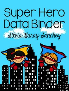 Student Data binder in a Super Hero Theme. Data binders allow students to know exactly how they are doing. By tracking their own data, it makes them responsible and accountable for their learning. Superhero School Theme, Superhero Room, School Themes, Classroom Themes, Preschool Classroom, School Ideas, Kindergarten, Student Data Binders, Data Folders