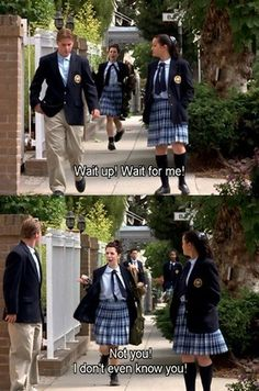 favorite part in Princess Diaries