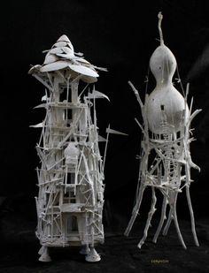 Architectures - Sylvain Corentin